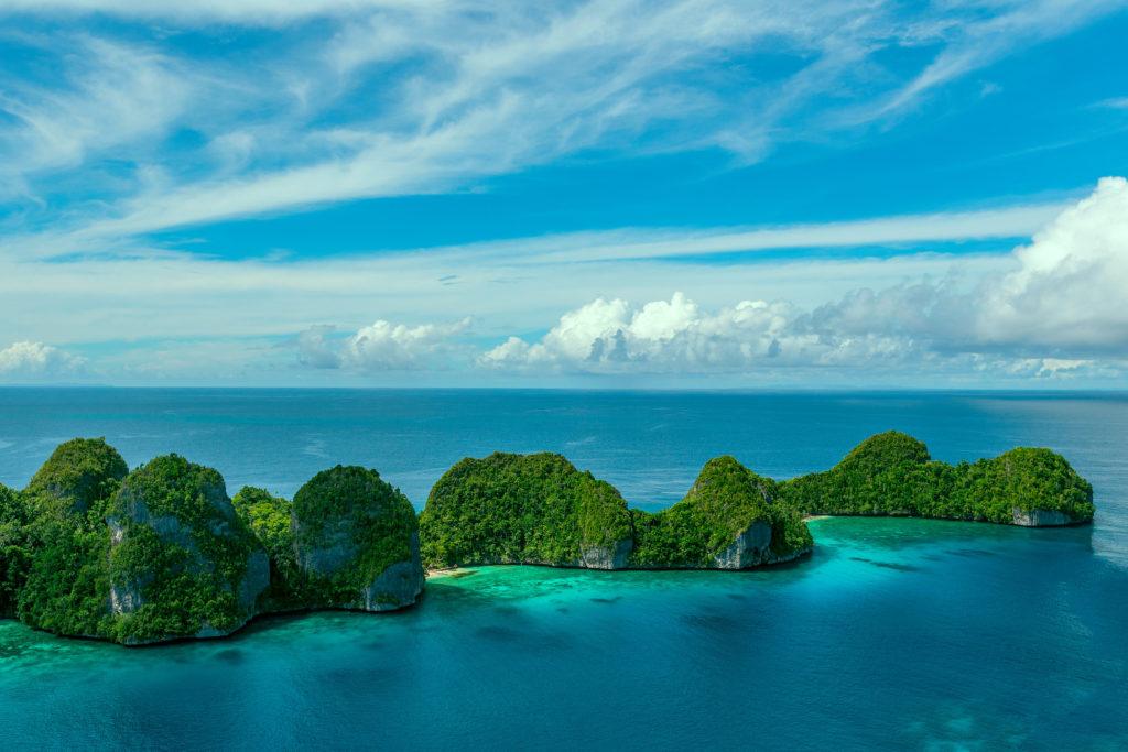 Small islands | Hello Papua