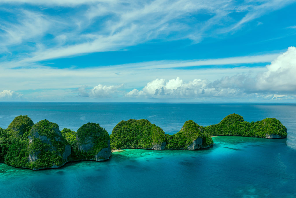 Small island | Hello Papua