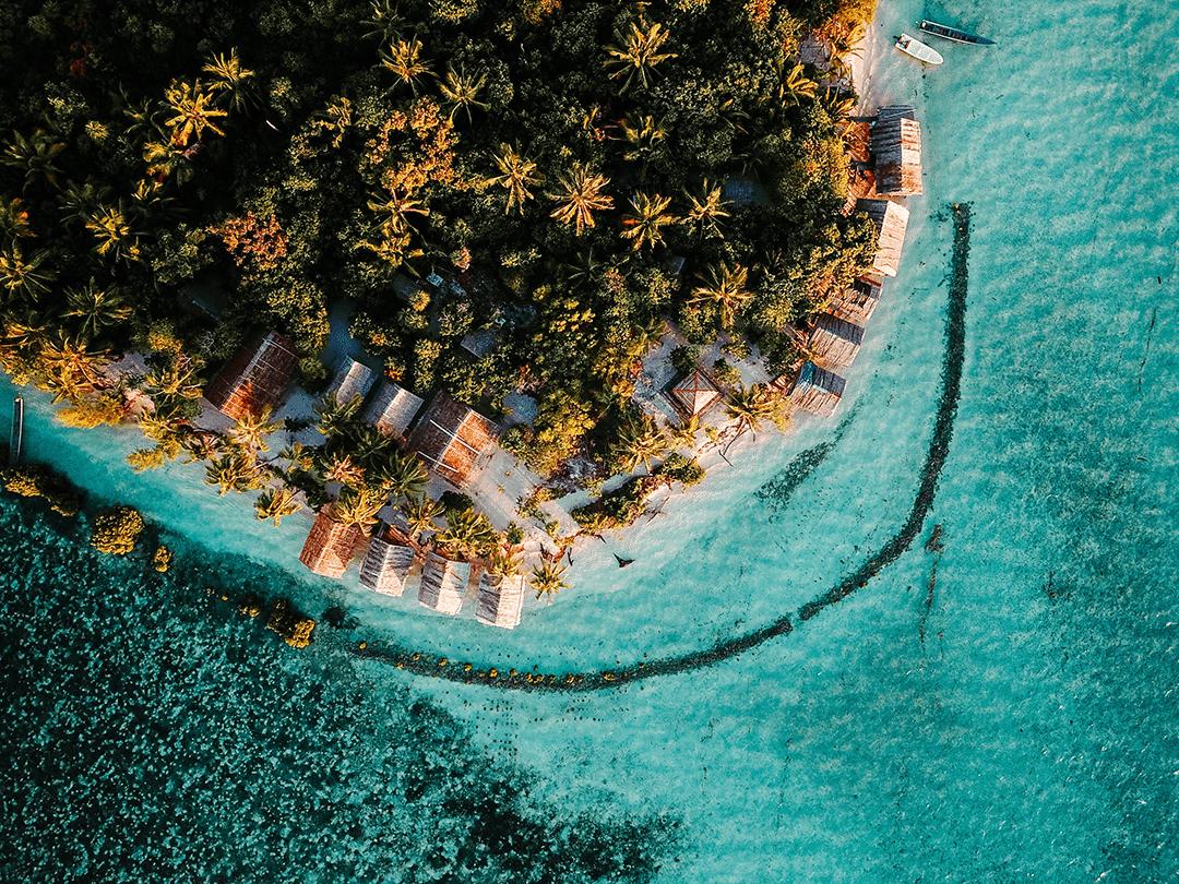 Beachfront Arborek Island | Hello Papua