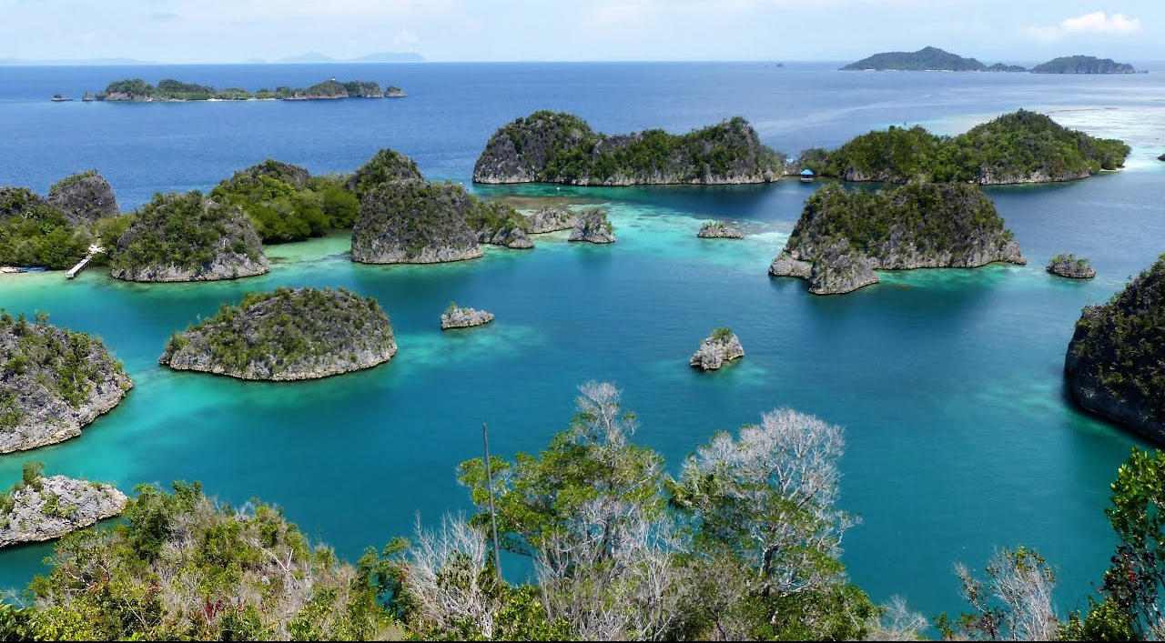 Incredible Kri Island | Hello Papua