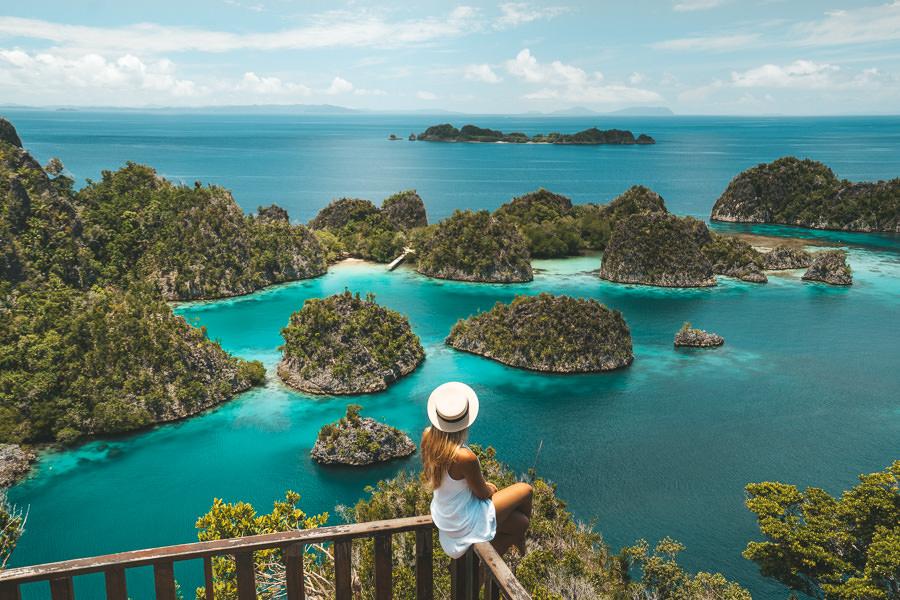 Pianemo island Raja Ampat | Hello Papua