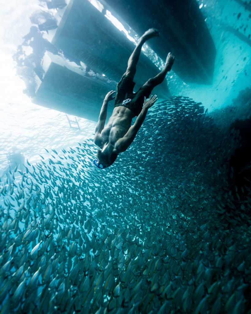 The Passage Dive Site | Hello Papua