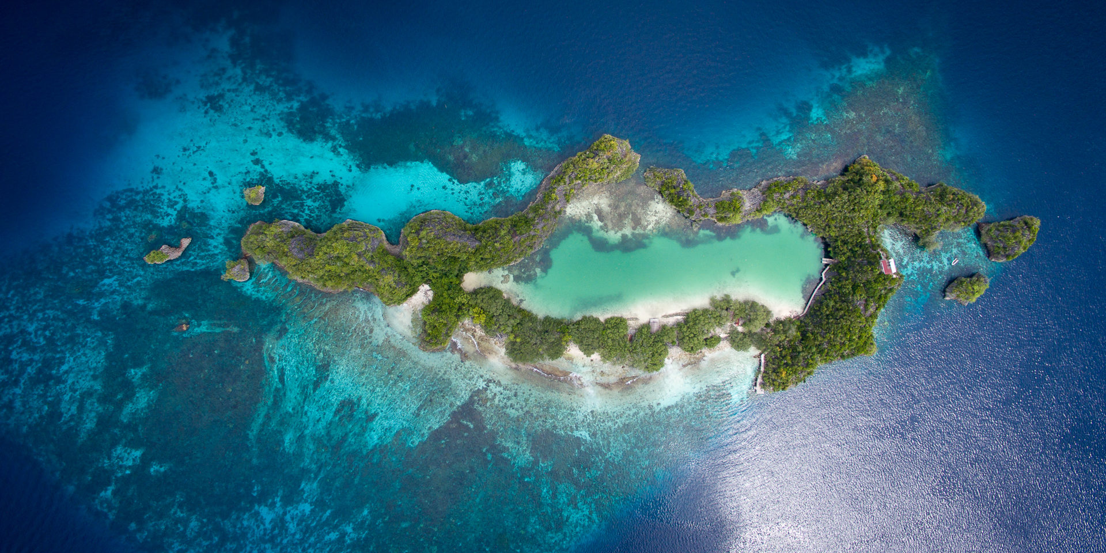 Aerial View | Raja Ampat | Hello Papua